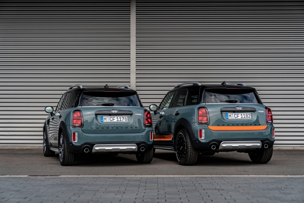 MINI-Countryman-X-Raid-3-1068x712 MINI Countryman powered by X-raid