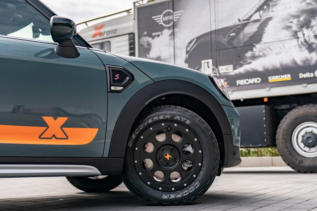MINI-Countryman-X-Raid-5-1068x712 MINI Countryman powered by X-raid