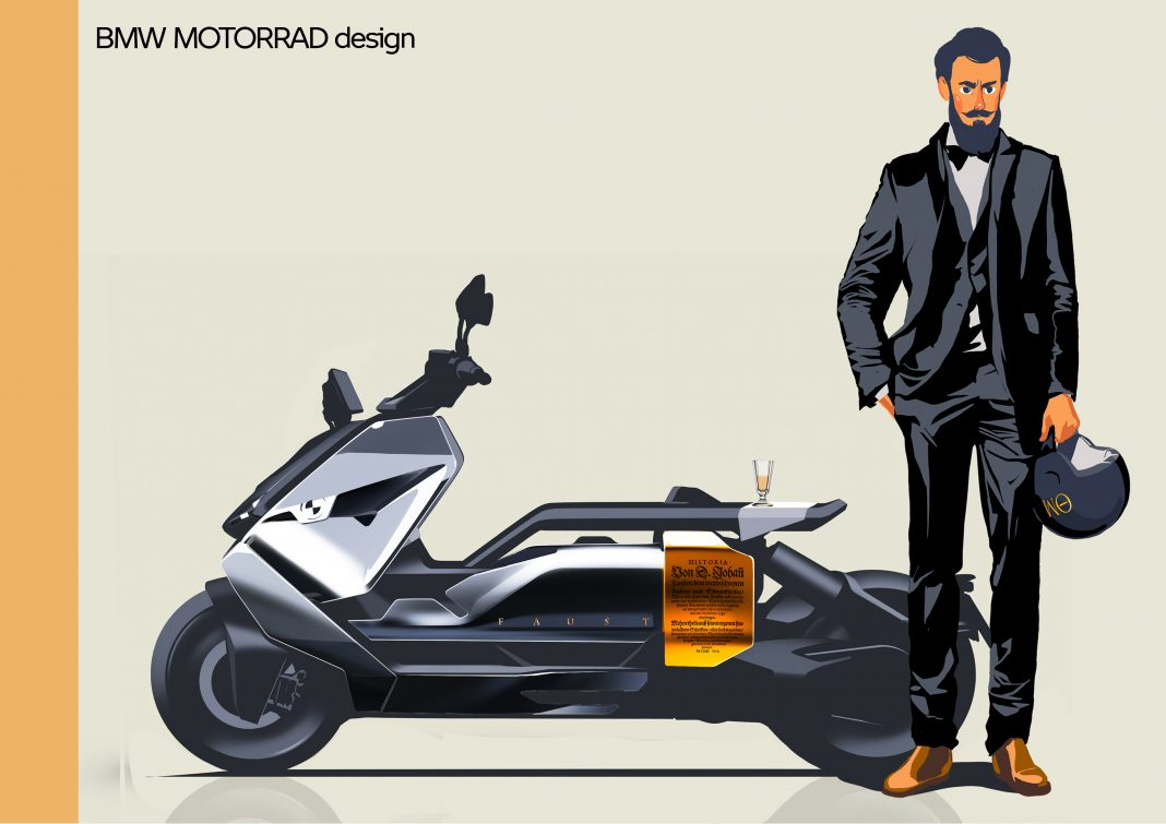 BMW-Motorrad-Definition-CE-04-16-1068x755 BMW Motorrad Definition CE 04: Mobilitate urbană cu stil