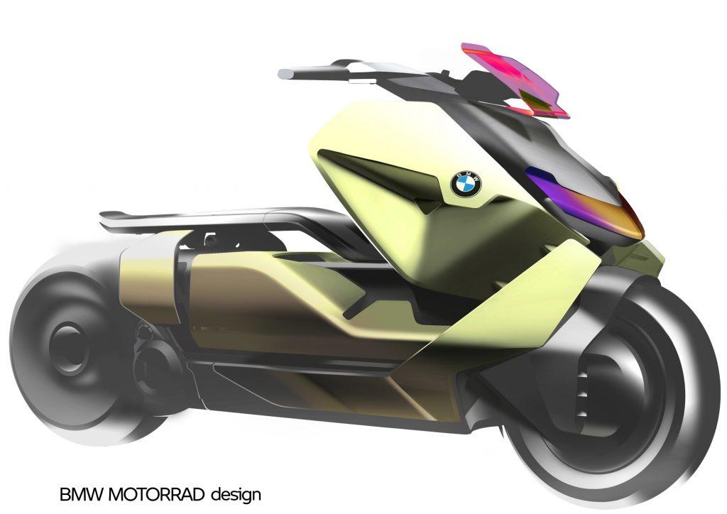 BMW-Motorrad-Definition-CE-04-3-1024x724 BMW Motorrad Definition CE 04: Mobilitate urbană cu stil