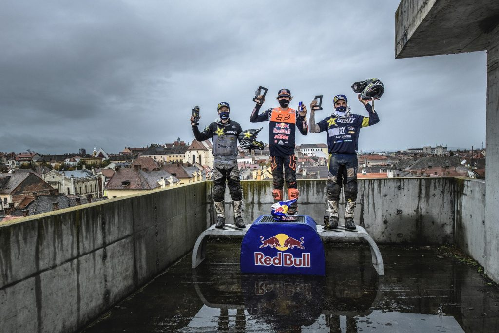 Podium-clasa-Gold_Mihai-Stetcu_Red-Bull-Romaniacs-1024x683 Red Bull Romaniacs 2020 - competiția care a scris istorie