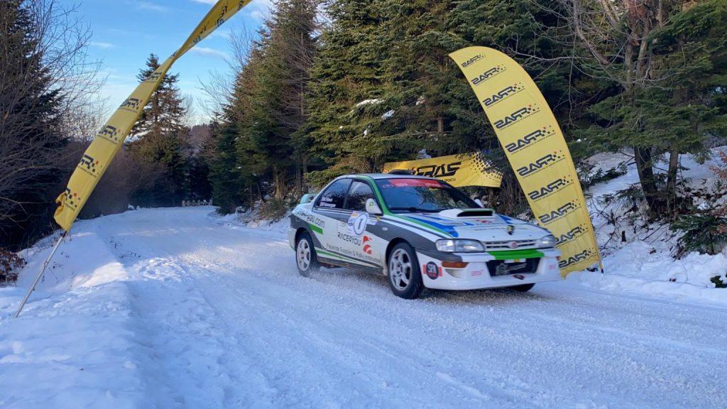 Romania-Historic-Winter-Rally-1024x576 Ghislain de Mevius, succes în Romania Historic Winter Rally