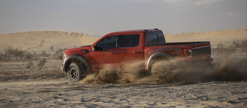 "Ford-F-150-Raptor_2-1024x449 Ford F-150 Raptor, ""The Desert Predator"""