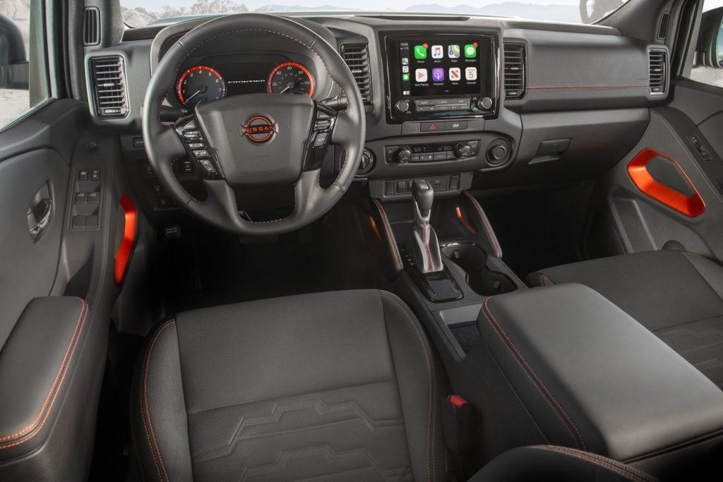 Nissan-Frontier-8-1024x683 Nissan Frontier propune a treia generație