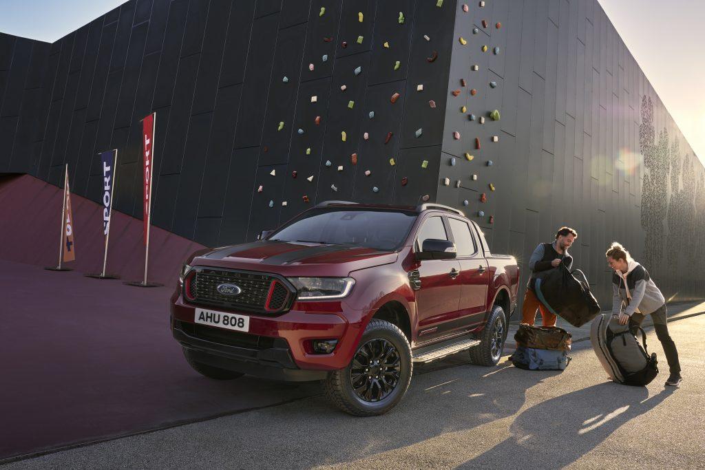 2021FordRanger_Stormtrak_04-1024x683 Ford Ranger își extinde gama de ediții limitate