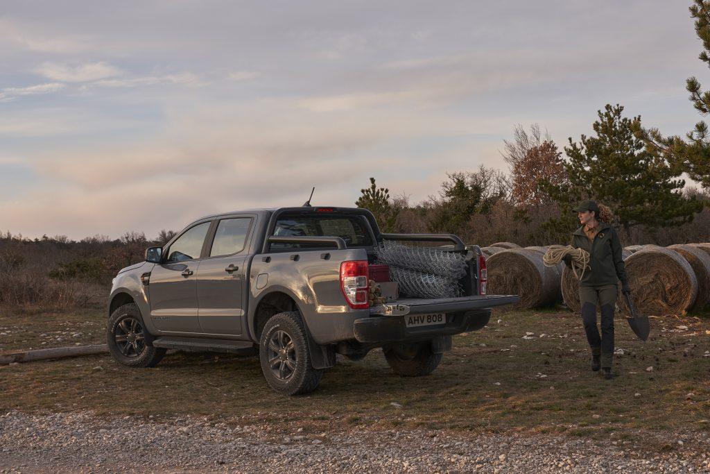 2021FordRanger_Wolftrak_03-1024x683 Ford Ranger își extinde gama de ediții limitate