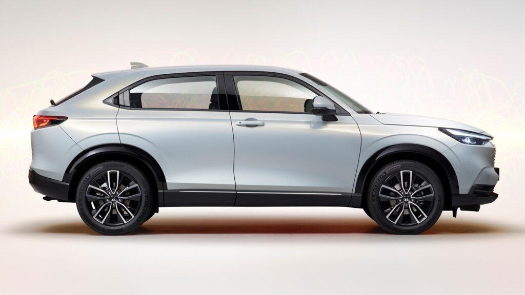 Honda-HR-V-2 Honda HR-V, noua generație pentru Europa
