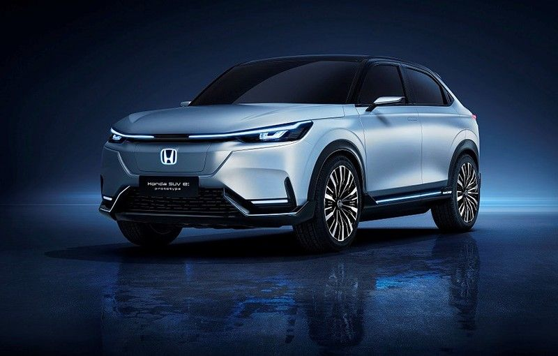 Honda-SUVe-prototype SUV, segment în vogă și la Shanghai