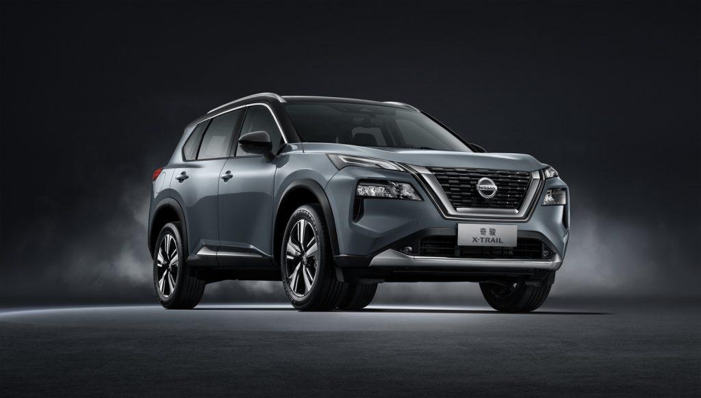 Nissan-X-Trail_1-1024x582 Nissan X-Trail, gata pentru China, Europa așteaptă