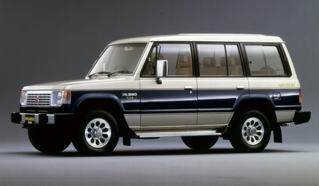 Mitsubishi-Pajero-Gen-1-1068x623 Mitsubishi Pajero intră în istoria automobilului